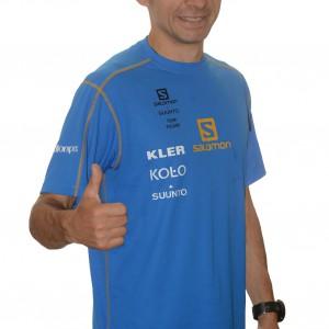 Sanitec Koło wspiera polskiego biegacza