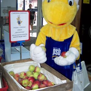 Jabłka od Grupy PSB