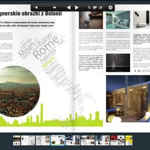 Cermag Poznań wydaje swój magazyn o projektowaniu wnętrz