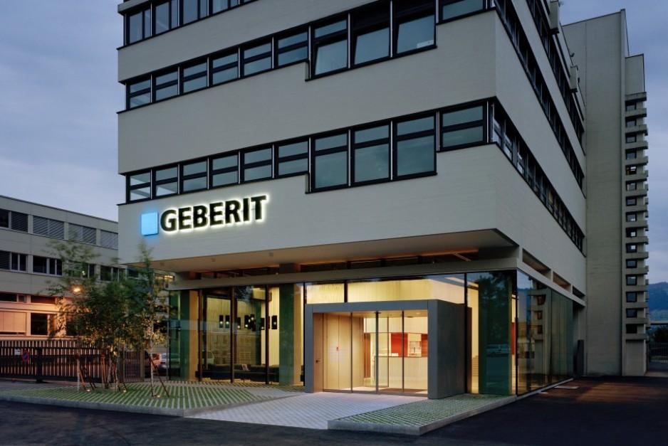 Akwizycja pomogła, frank szkodzi - Geberit podał wyniki za III kwartał 2015