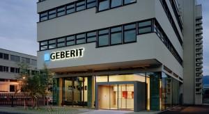 Wyniki finansowe Grupy Geberit w 2015 r.