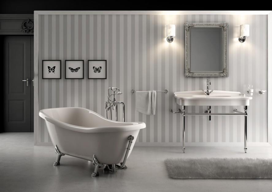 Inspirujemy łazienka W Stylu Angielskim Piękne Aranżacje