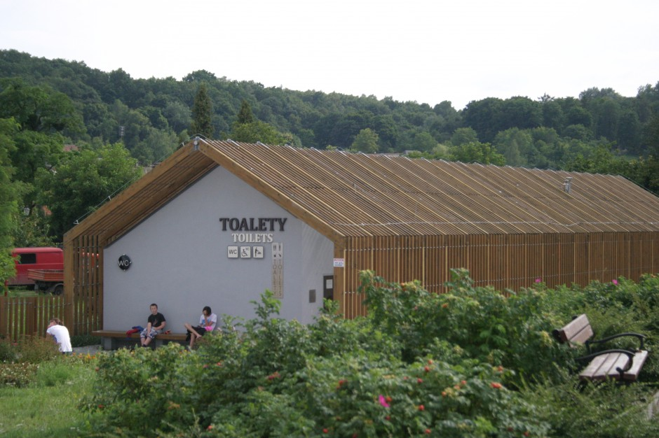 Łazienka w podróży: odwiedzamy Kazimierz Dolny