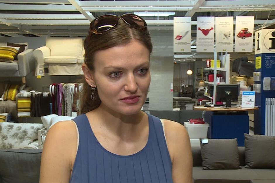 Katarzyna Balashov, IKEA: Łazienki zwykle urządzamy latem [wideo]