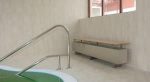 Grzejniki konwektorowe Aura w wersji basenowej