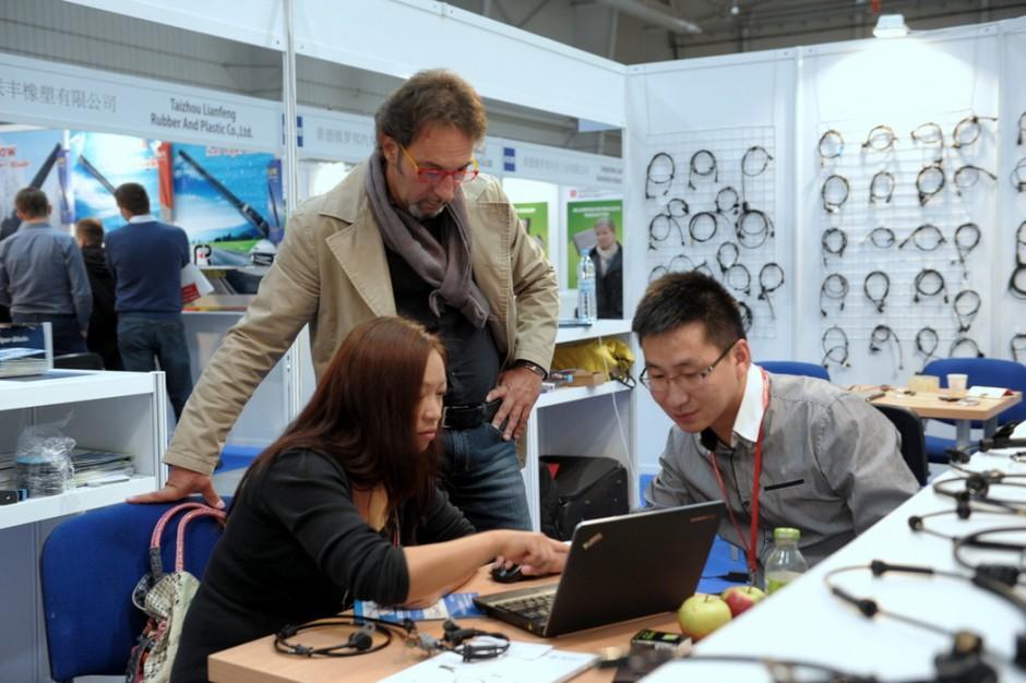Ponad 300 wystawców na targach w Warszawie - Chińczycy zainteresowani polskim rynkiem