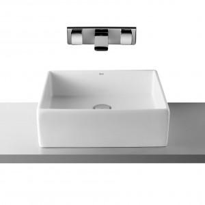 Umywalki w kubistycznym kształcie. 10 modnych modeli