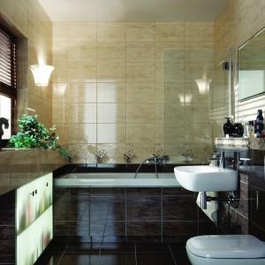 Łazienka w kolorach jesieni – 10 kolekcji płytek ceramicznych