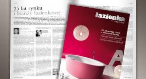 Nowy numer magazynu Łazienka już w sprzedaży!