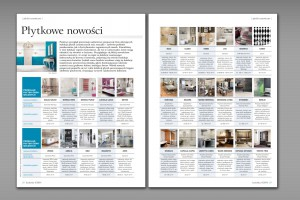 Czwarty numer magazynu Łazienka już w sprzedaży (2014 r.)
