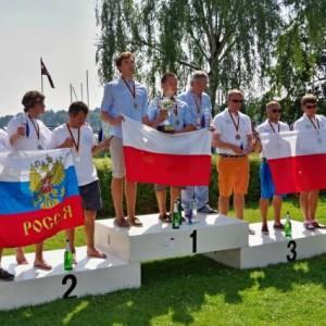 Załoga żeglarska sponsorowana przez Roca Polska zdobyła medal mistrzostw świata