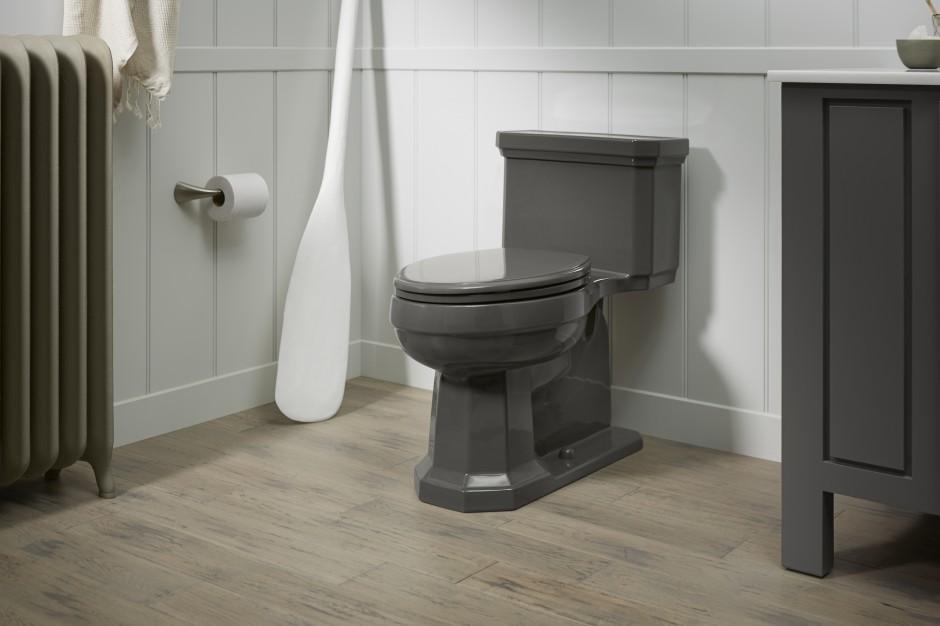 Ceramika łazienkowa nie musi być biała. Zobacz 10 kolorowych propozycji