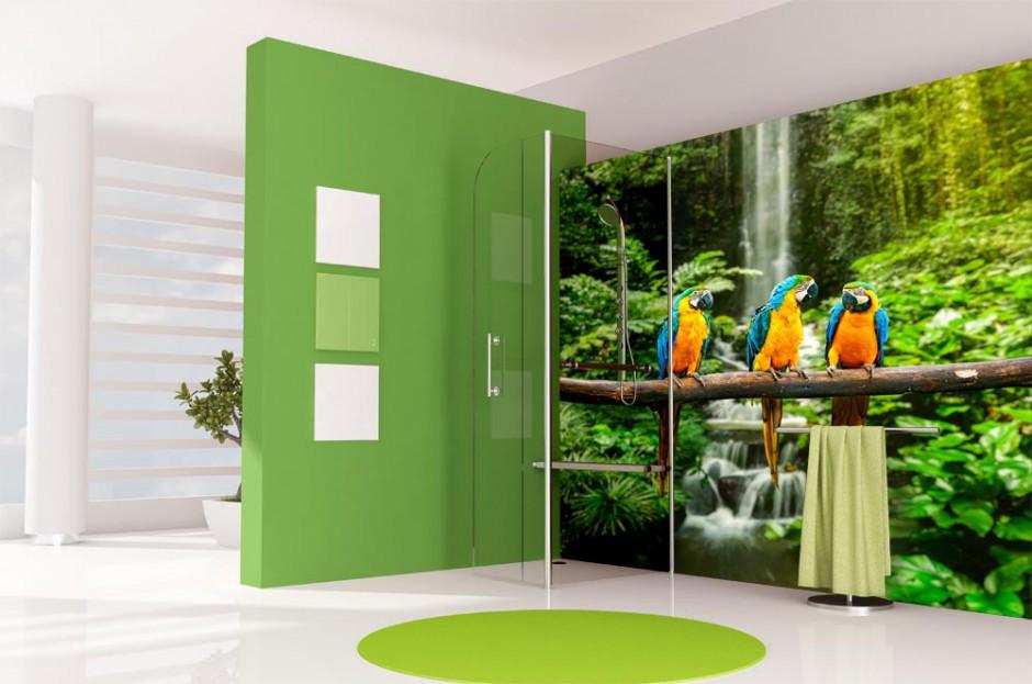 Inspirujemy Fototapeta Do łazienki 11 Najpiękniejszych