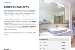 Raport specjalny: armatura łazienkowa - co się sprzedaje najlepiej?