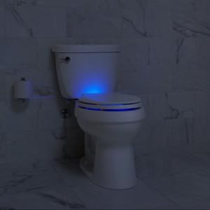 Sedesy ze światłem to jest hit! Zobacz 10 zaskakujących rozwiązań do łazienki