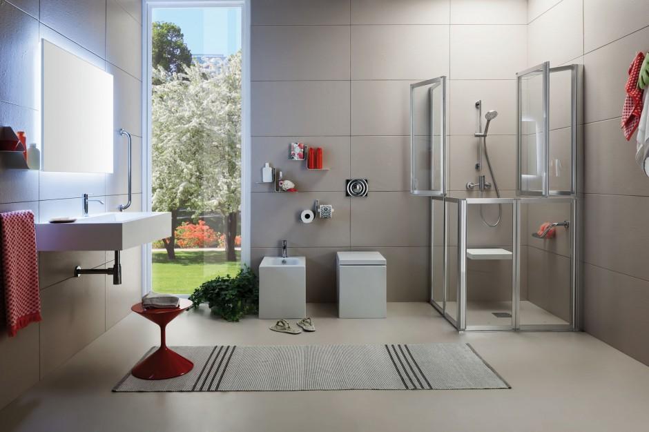Kabiny prysznicowe: zobacz modele dopasowane do każdej łazienki