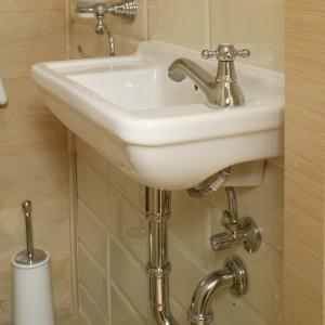 Łazienka w stylu vintage. Tak można ją połączyć z sypialnią