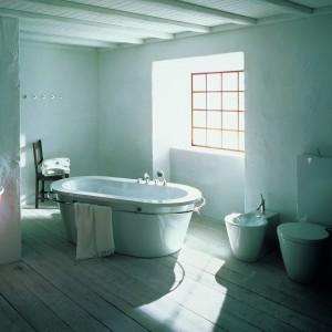 Łazienka w stylu rustykalnym. Zobacz 10 wyjątkowych aranżacji wnętrz