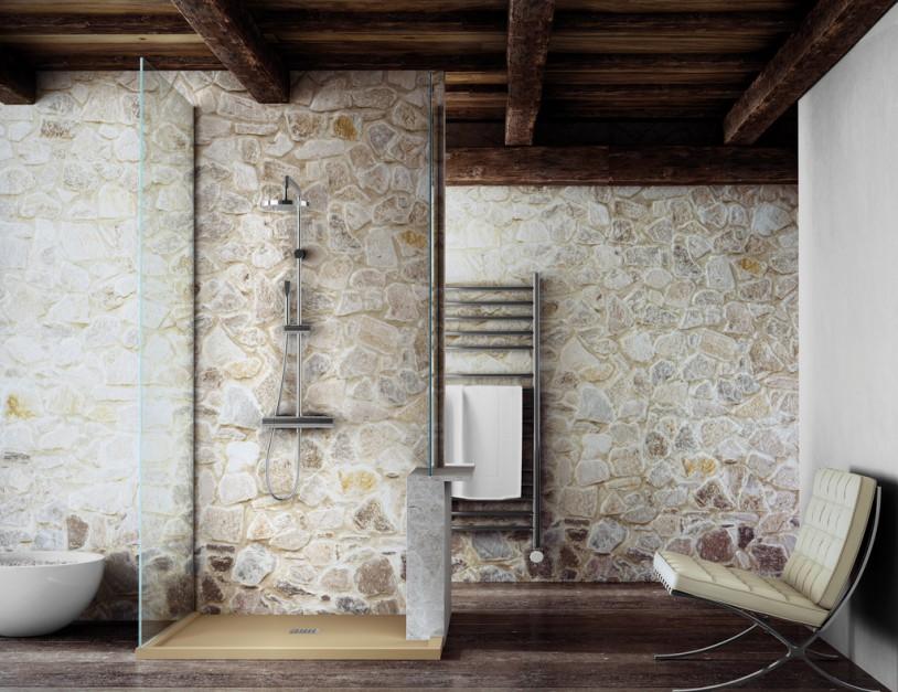 Inspirujemy łazienka W Stylu Rustykalnym Zobacz 10