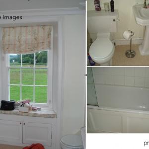 Angielska metamorfoza, czyli jak ze starej łazienki powstał elegancki salon kąpielowy