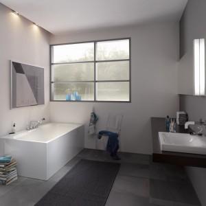 Łazienka z pięknymi widokami – ustaw wannę przy oknie