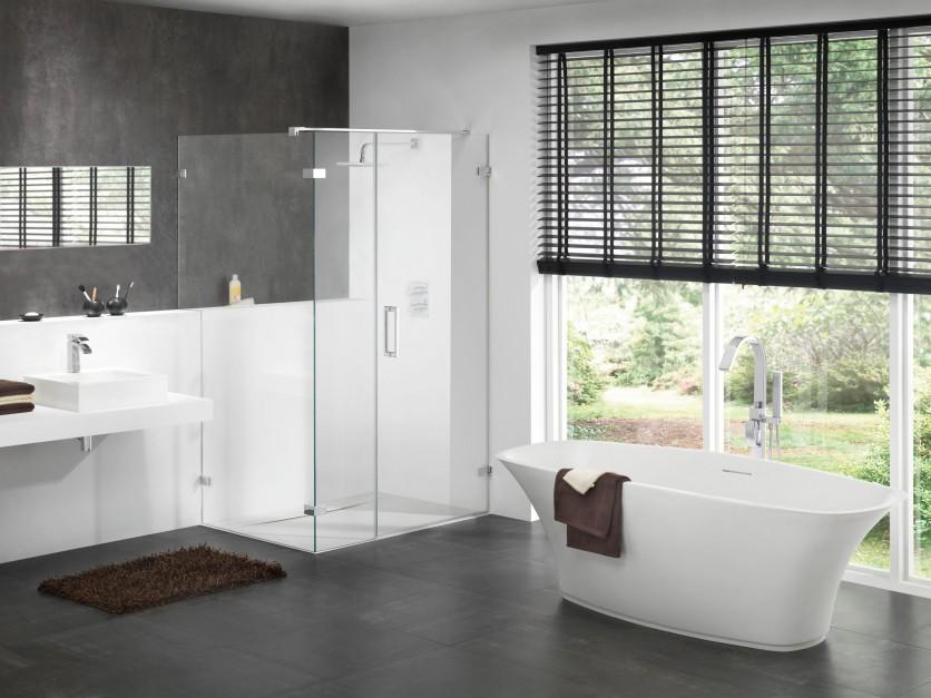 Radzimy łazienka Z Pięknymi Widokami Ustaw Wannę Przy Oknie