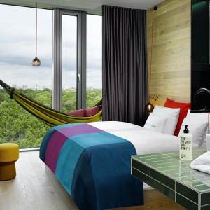 Łazienka w podróży: odwiedzamy berliński hotel Bikini