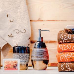 Jesienne dekoracje – zobacz 10 pomysłów do łazienki