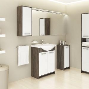 Szafka pod umywalkę: 10 modeli w cenie do 400 złotych