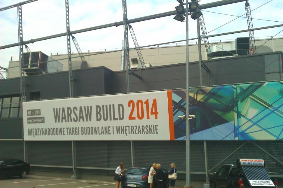 Łazienkowe akcenty na targach Warsaw Build