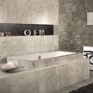 Płytki do łazienki w stylu loft. 10 wyjątkowych kolekcji