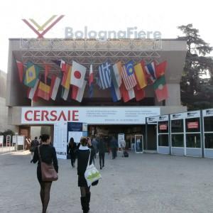 Dziennikarze Łazienki dotarli do Bolonii - fotorelacja z drugiego dnia targów Cersaie 2014