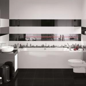 Płytki ceramiczne z połyskiem – te kolekcje powiększą wnętrze