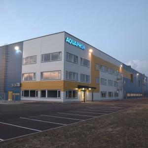 Aquaphor otwiera drugą fabrykę w Estonii