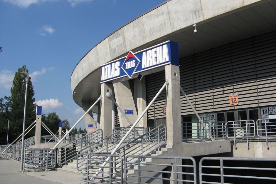 Łódzka Arena nadal z Atlasem