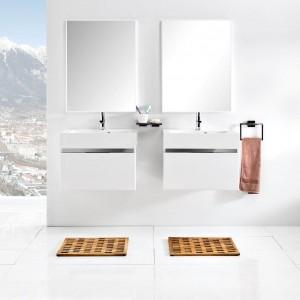 Białe meble do łazienki – zobacz 12 modnych kolekcji