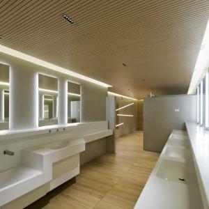Rzymskie Fiumicino z toaletami od Teuco
