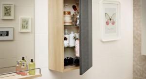 Przechowywanie w łazience: te meble pomieszczą wszystko