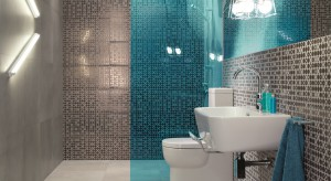 Płytki ceramiczne do nieustawnych łazienek: 15 trików optycznych