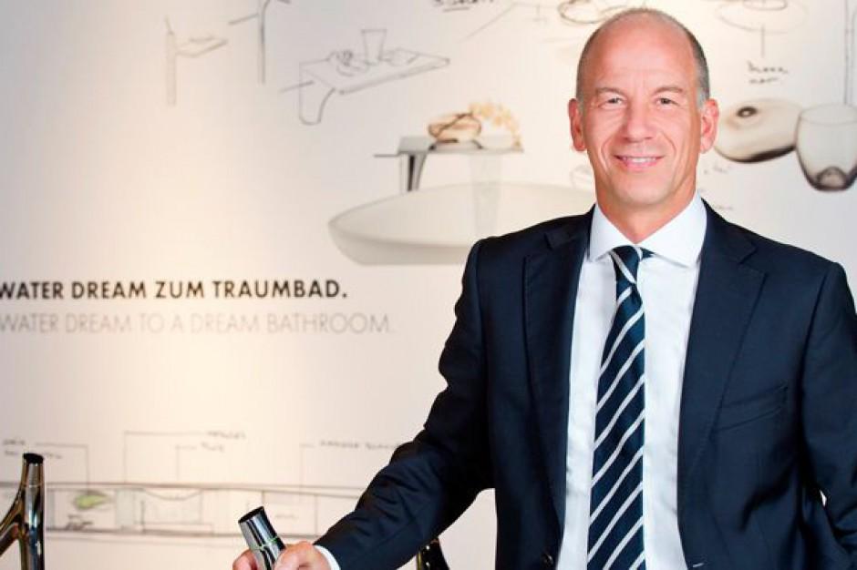 Nowy CEO w niemieckim Hansgrohe
