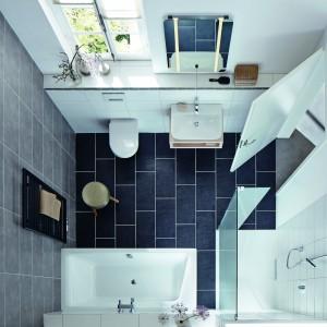 Mała łazienka: zobacz jak rozmieścić sprzęty