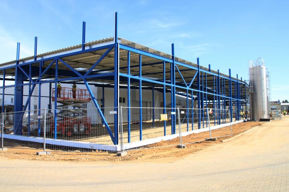Ruszyła rozbudowa fabryki TPS w Strzelinie
