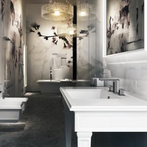 Baterie do łazienki: nowe modele umywalkowe i wannowe