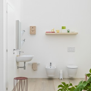 W stylu minimalistycznym – 12 pięknych łazienek