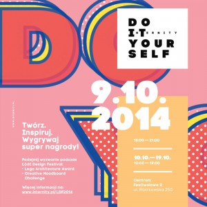 Konkurs Internity na Łódź Design Festival