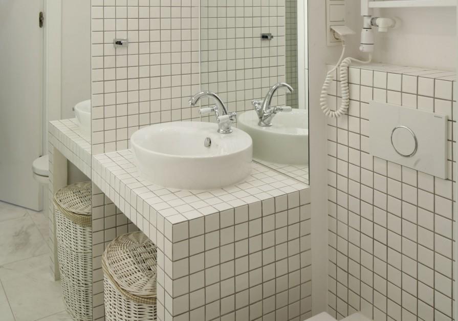Inspirujemy Mała łazienka Tak Można Wykorzystać Białą