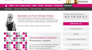 Forum Dobrego Designu uruchamia własną stronę - zobacz kto będzie na wydarzeniu