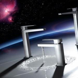 Wysokie baterie umywalkowe – 12 wyjątkowych modeli