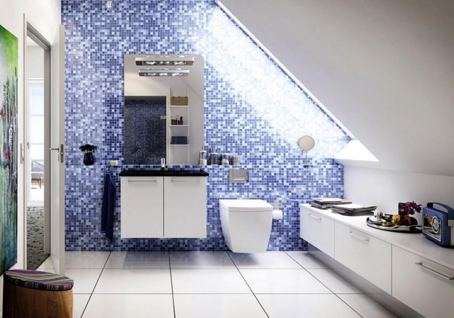 Radzimy łazienka Pod Skosem Dachowym Tak Możesz Ją