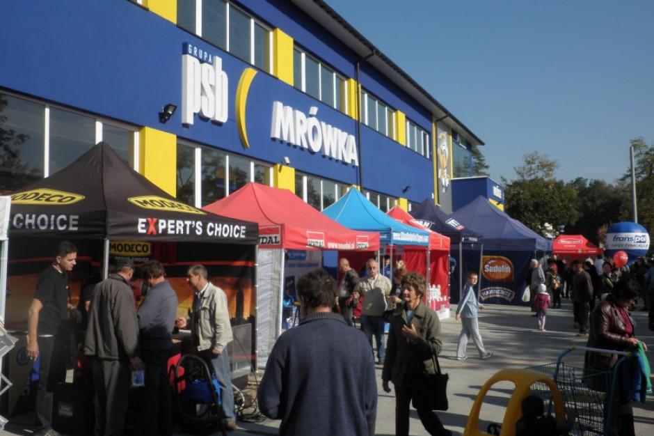 PSB otwiera 200-ny sklep Mrówka